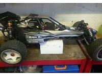 Hpi baja rc 1/5 scale buggy