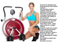 Ab Circle Pro Abdominal & Cardio Exerciser with on Board Computer