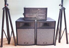 Peavey XR684F PA System