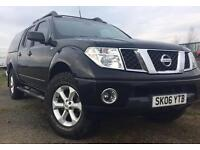 2006 Nissan navara outlaw (low miles) solid chassis