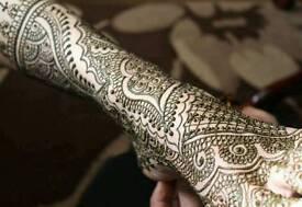Mehndi artist / henna artist chand raat