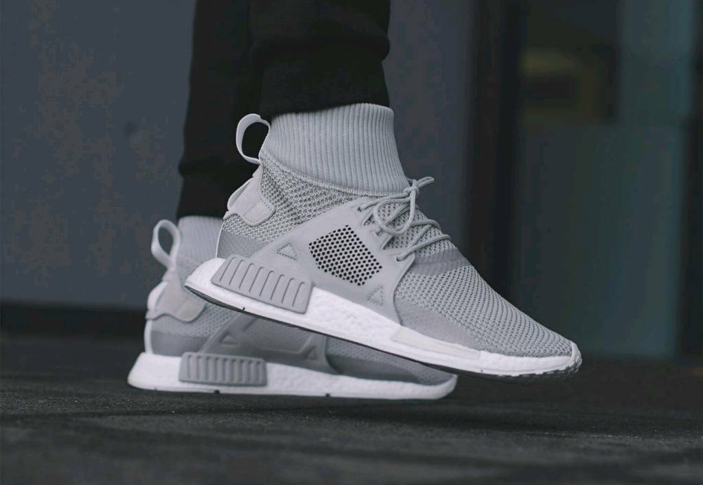 the latest 36009 e8d2d New Adidas NMD XR1 Winter Grey UK 8 SALE | in Chelsea, London | Gumtree