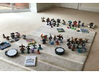Skylanders Bundle ** over 50 characters included **