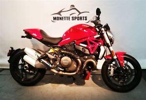 2016 Ducati Monster 1200 -