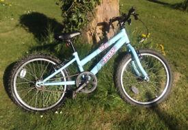 Girls Bike 20 inch wheels.