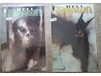 Hell spawn issues 2 & 3