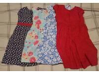 Dresses size 2-3y
