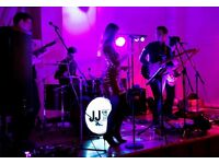 JJ and the Sixes, South West Function/wedding band for hire