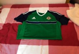 Official n.ireland jersey