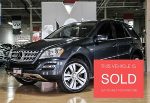 2011 Mercedes-Benz M-Class ML350 BlueTEC SOLD - BLIND SPOT| NAVI