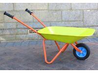 Metal Childs Wheelbarrow