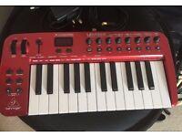 Behringer UMA25S UControl MIDI Controller