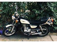 2014 Lexmoto Vixen 125 cc