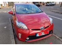 2013 13 Reg Toyota Prius T Spirit UK Model JUST *67k Miles* £0 Tax *HPI Clear* Leather Sat Nav + JBL