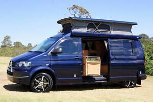 2010 Volkswagen Frontline Automatic Campervan with Low Km Albion Park Rail Shellharbour Area Preview