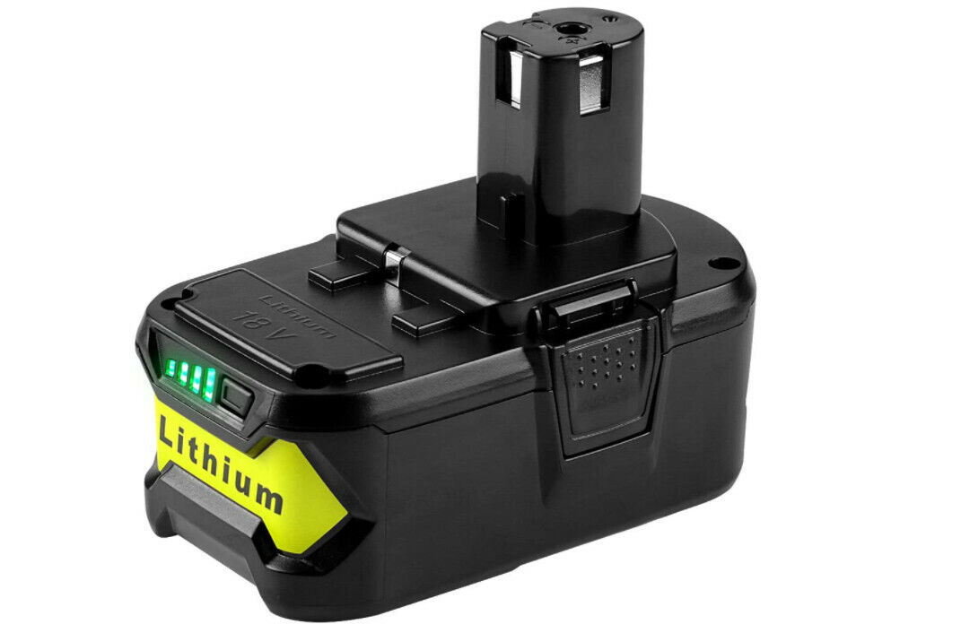 Powilling 6000mAh Ryobi 18V Lithium Battery Replacement For Ryobi 18-Volt 18L50  - $41.99