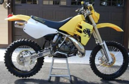 Wanted parts to suit a 1993 Suzuki rmx 250 Tinana Fraser Coast Preview