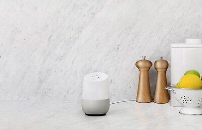 Über Sprachsteuerung ist Google Home kinderleicht bedienbar. (© Google)
