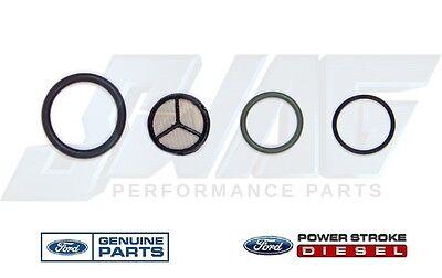 03-10 OEM Ford 6.0L Powerstroke Diesel IPR Seal Screen Kit F250 F350 F450 F550 ()