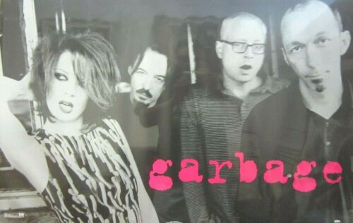 GARBAGE music band poster 34x23 inch