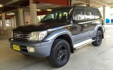 Toyota Landcruiser Prado VX 2000 Baulkham Hills The Hills District Preview