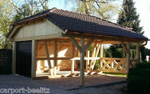 graticcio-Garage-BERLINO-Tetto-a-Padiglione-KVH-6-25-X-5-76-M-COME-KIT