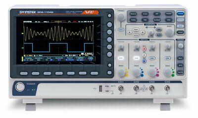 Gw Instek Gds-1054b Digital Storage Oscilloscope 4-channel 1 Gsas Maximum...