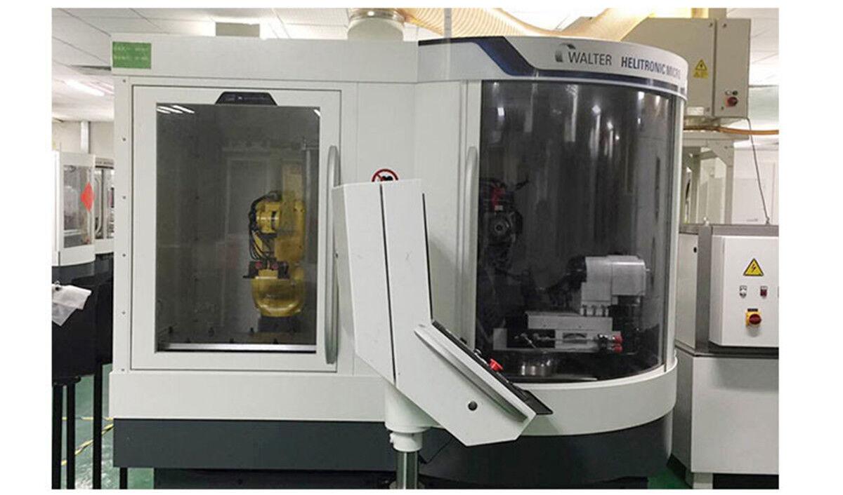 1pc 0.5mm Radius Ball Nose End Mill HRC55 Tungsten Carbide CNC Router Bit GT