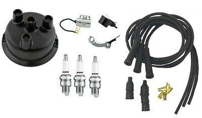 John Deere 300 300b 301 301a Complete Ignition Tune Up Kit At21717 At21719