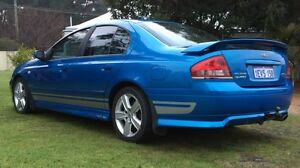 For sale or swap - BA XR6 Turbo Perth Perth City Area Preview