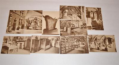 Lot Vintage Old  Postcard BELGIUM  Antwerp Early Century 1900s 1914