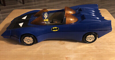 BATMOBILE - DC SUPER POWERS - VINTAGE 1984 KENNER ACTION FIGURE VEHICLE