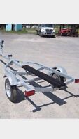 Affordable boat trailer wanted 12-14' boat