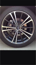 CHEAP GENUINE TOYOTA 86/BRZ 17 INCH GTS WHEELS & TYRES Orchard Hills Penrith Area Preview