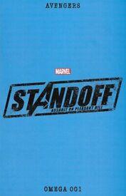 Avengers: Standoff - Assault On Pleasant Hill OMEGA #1 - 2016