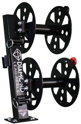 Heavy Duty Double Welding Cable Lead Reel Usa Made 12 1 Selling Lead Reel