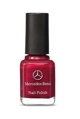 (1862,50 €/ L ) original Mercedes Benz Damen Frauen Nagel Lack Nail Polish rot
