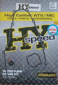 HYspeed Water Pump Repair Kit NEW Gaskets Seals Honda CRF450R 2009-2015