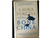 Bone China By Laura Purcell. Signed