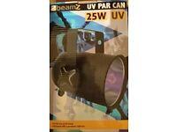UV BEAM PAR38 CAN