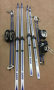 Bona 2200 Cross Country Skis & Boots