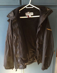 Columbia Titanium Jacket with Fleece Insert