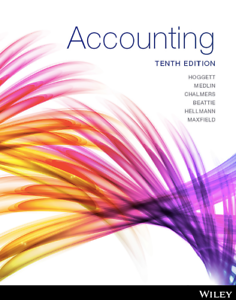 Accounting 10th Edition -
