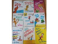 Dr Seuss Bright and Early books set of 9