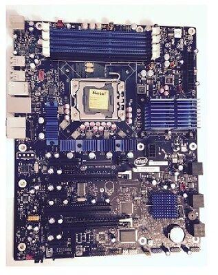 Intel DX58SO LGA 1366 Intel X58 Bulk OEM. No accessories.