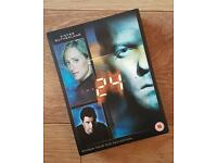 24 Twenty Four Season/Series 4 DVD Collection