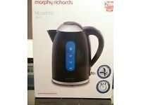 Morphy Richards Accents Kettle (Black)