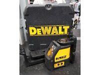 Dewalt Dw 087 Laser Level