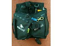 Ocean Reef stab jacket (Medium) with weights