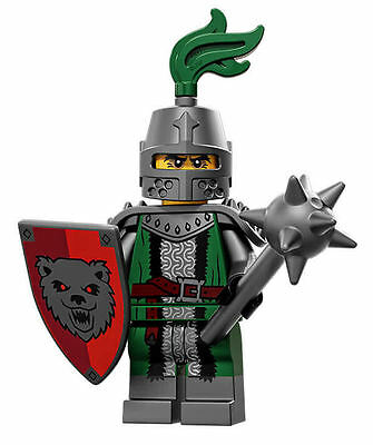 LEGO 71011 Series 15 Minifigure - Frightening Knight - New and Mint